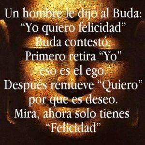 Frase Buda Felicidad