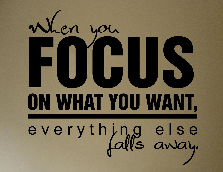 Be Focus